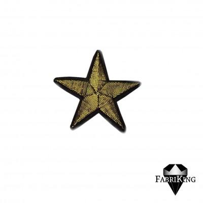 Silitysmerkki tähti, kulta