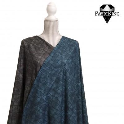 Simple grey & Simple blue, trikoo