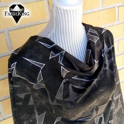 Cool grey, trikoo (single jersey)