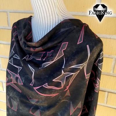 Cool pink, trikoo (single jersey)