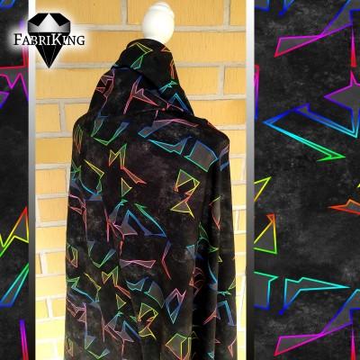 Cool rainbow, trikoo (single jersey)