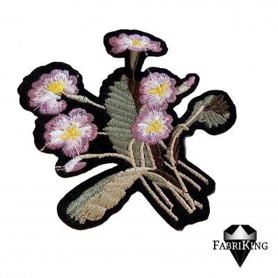 Silitysmerkki kukkia