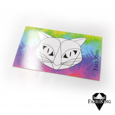 magneetti: Cats, valkoinen