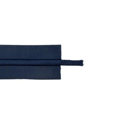 Kuminauha nyörillä 50mm, navy