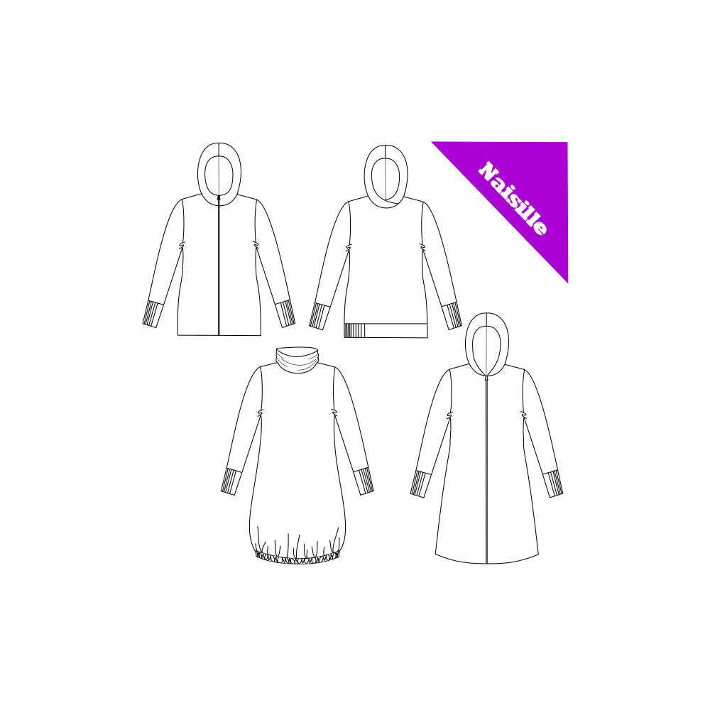PuuhakasPaja: Huppari-takit Päivi ja Päivikki