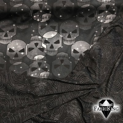Her story & Stardust skulls, urheilutrikoo