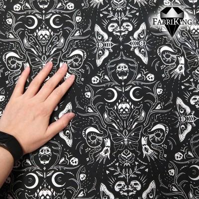 Gothic Halloween dark, luomutrikoo