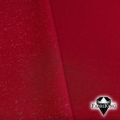 bambucollege + glitter & bambucollege, royal red