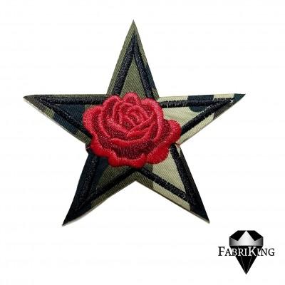 Silitysmerkki Army rose