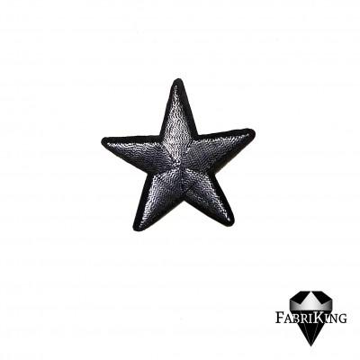 Silitysmerkki tähti, hopea