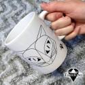 Muki: Cats white