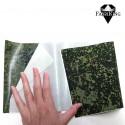 Silitettävä paikkakangas 17 x 43 cm, vihreä