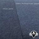 trikoo, jeans & resori, farkkusininen (jeans)