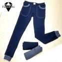 resori, farkkusininen & joustocollege, tummansininen (navy blue)