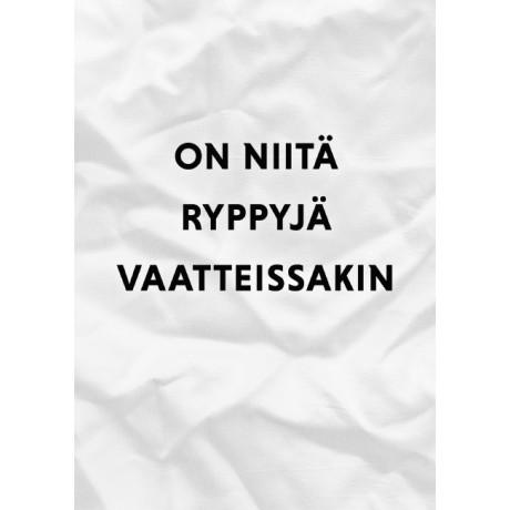 A6 postikortti: Vilma Saarinen